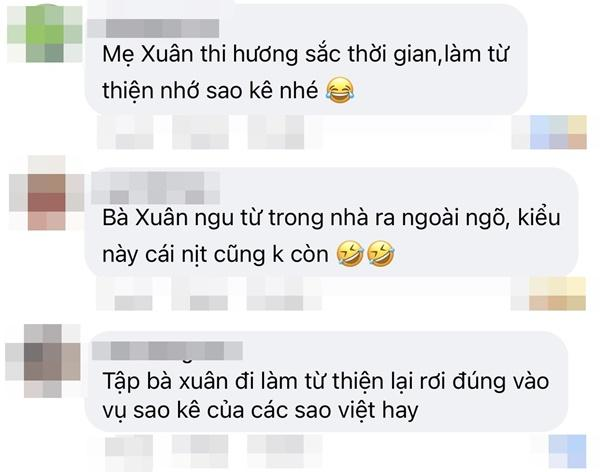 'Hương Vị Tình Thân': Bà Xuân lập quỹ từ thiện, dân mạng réo 'sao kê'