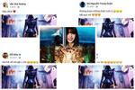 Văn Mai Hương và dàn sao Vbiz 'bấn loạn' vì Lisa BLACKPINK
