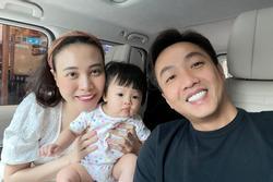 Cường Đô La - Đàm Thu Trang sắp có thêm con?