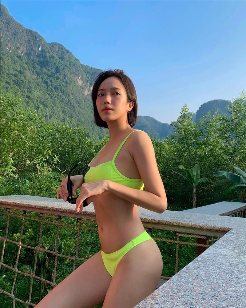 Diệu Nhi chăm xả ảnh bikini bốc lửa hậu tin đồn sinh con-6
