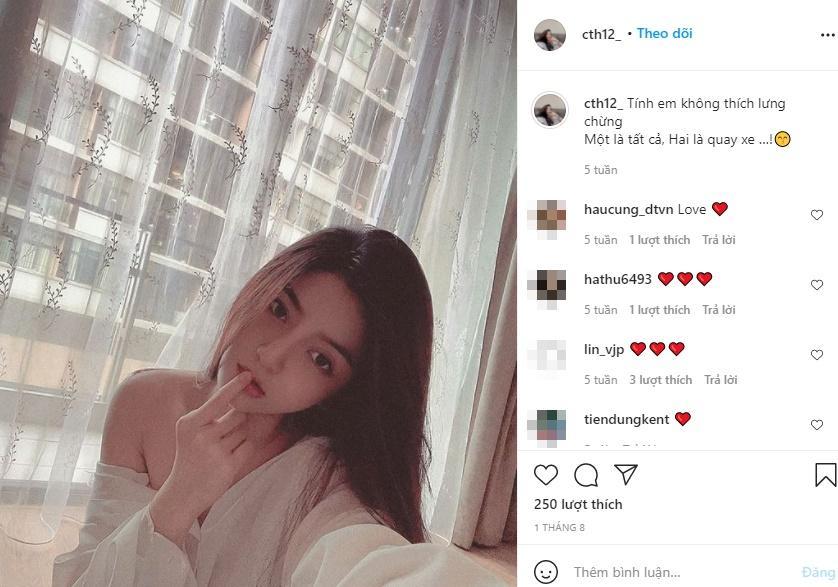 Bạn gái Quang Hải: Body hút hồn, giỏi nói đạo lý-13