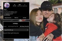 Đạt G bỏ theo dõi Cindy Lư, tình 'toang' sau 4 tháng?