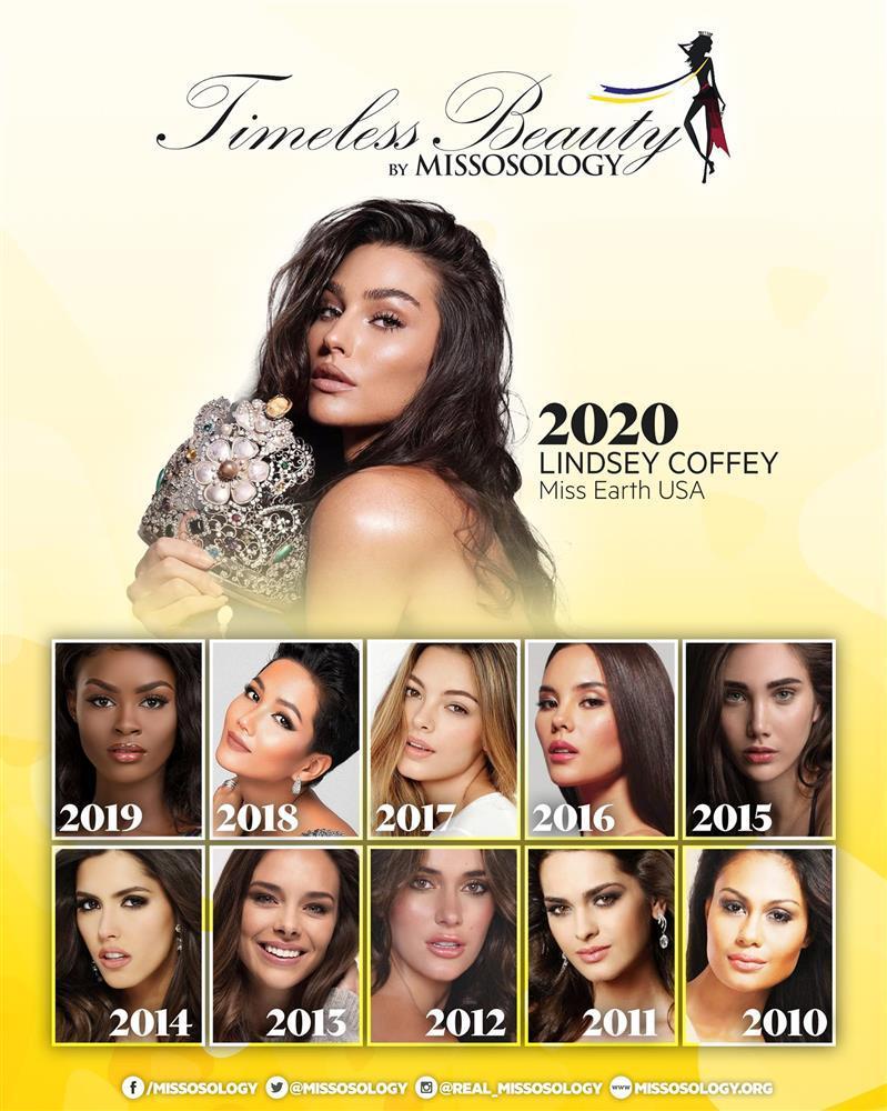 Hoa hậu đẹp nhất thế giới qua 11 năm: Tự hào HHen Niê-1