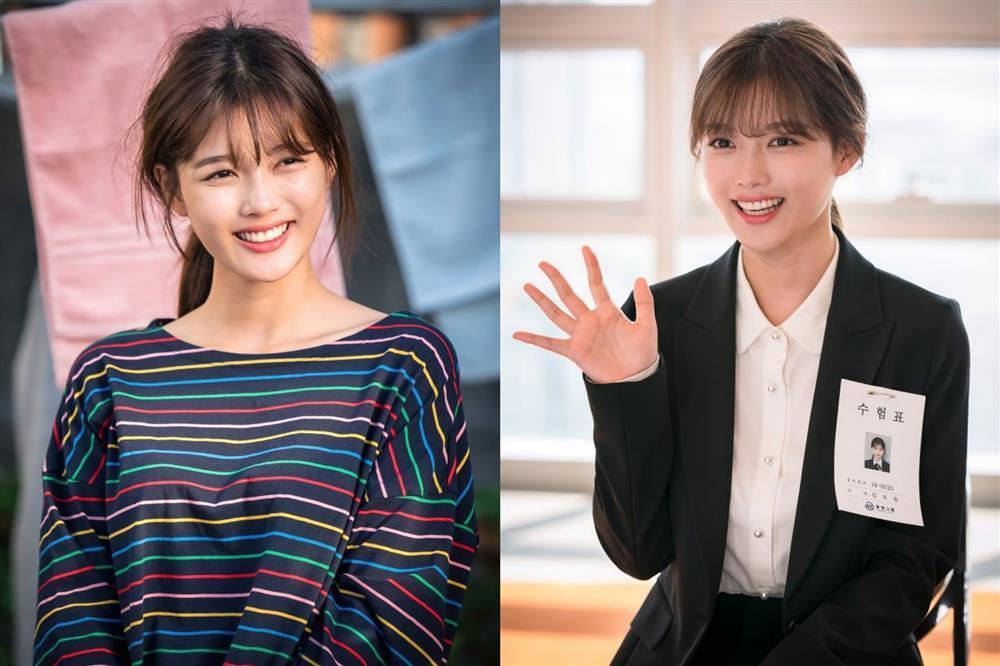 2 báu vật điện ảnh Hàn Kim Yoo Jung - Kim So Hyun: kẻ tám lạng người nửa cân-12