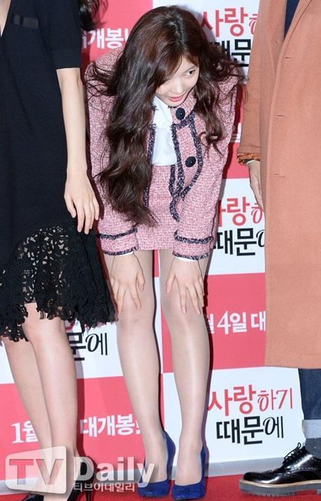 2 báu vật điện ảnh Hàn Kim Yoo Jung - Kim So Hyun: kẻ tám lạng người nửa cân-19