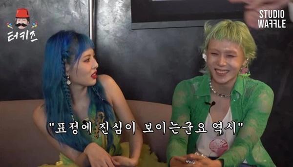 Dawn bị mỉa mai ăn bám khi nói Không yêu ai nếu chia tay HyunA-2