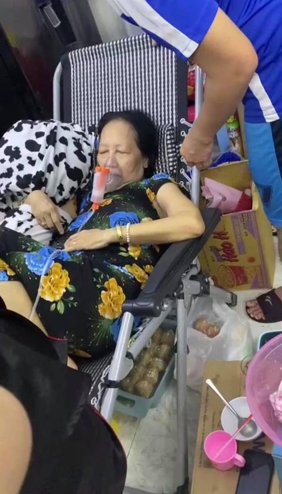 Hành trình giành mẹ từ tay tử thần của gia đình 16 F0 tự điều trị tại nhà-5
