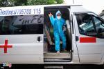 Việt Hương lên tiếng về tin bị ném gạch vào đầu