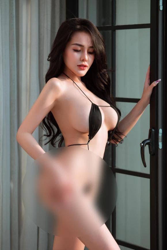 Ngân 98 cởi sạch sành sanh ở Phú Quốc, tuyên bố rách cho sexy-1