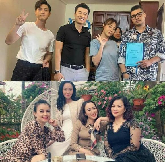 Nhóm bạn, nhóm bè của bà Xuân và Nam ở Hương Vị Tình Thân-1