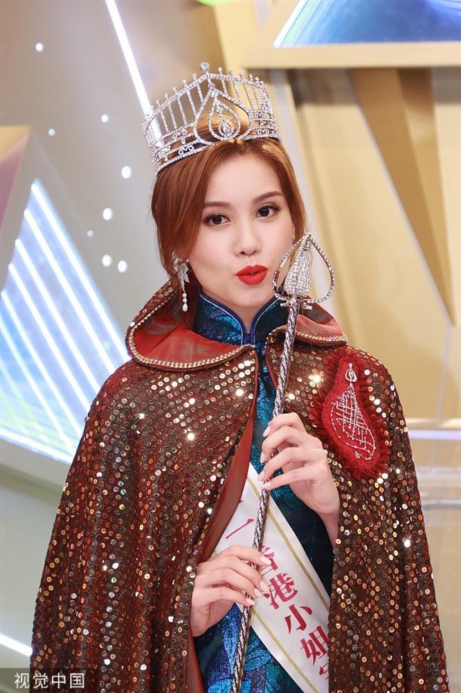 Tân Hoa hậu Hong Kong 2021 kém sắc Á hậu 1