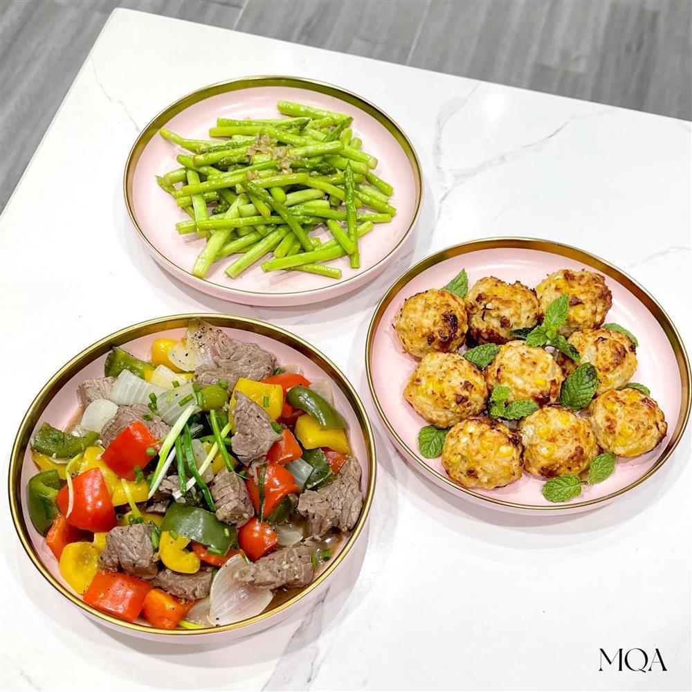 Loạt mâm cơm 3 món ăn cực ngon lại sống ảo đẹp xuất sắc-3