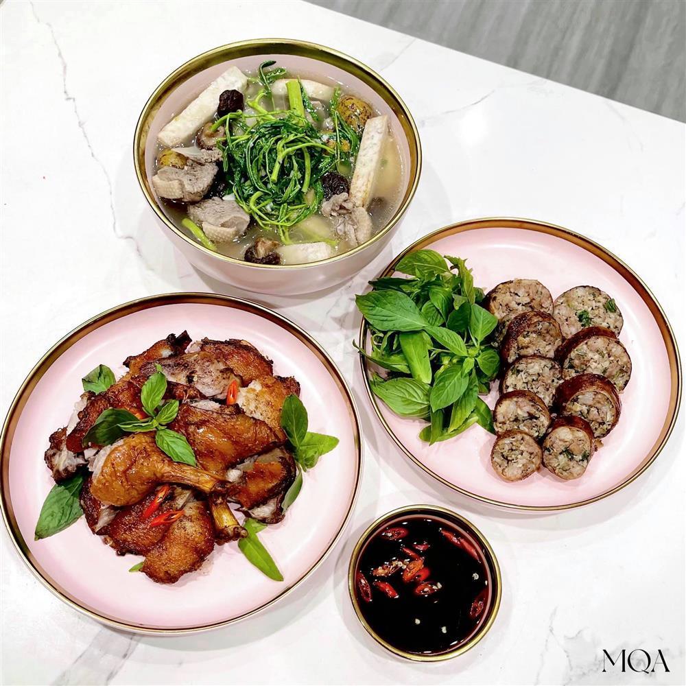 Loạt mâm cơm 3 món ăn cực ngon lại sống ảo đẹp xuất sắc-4