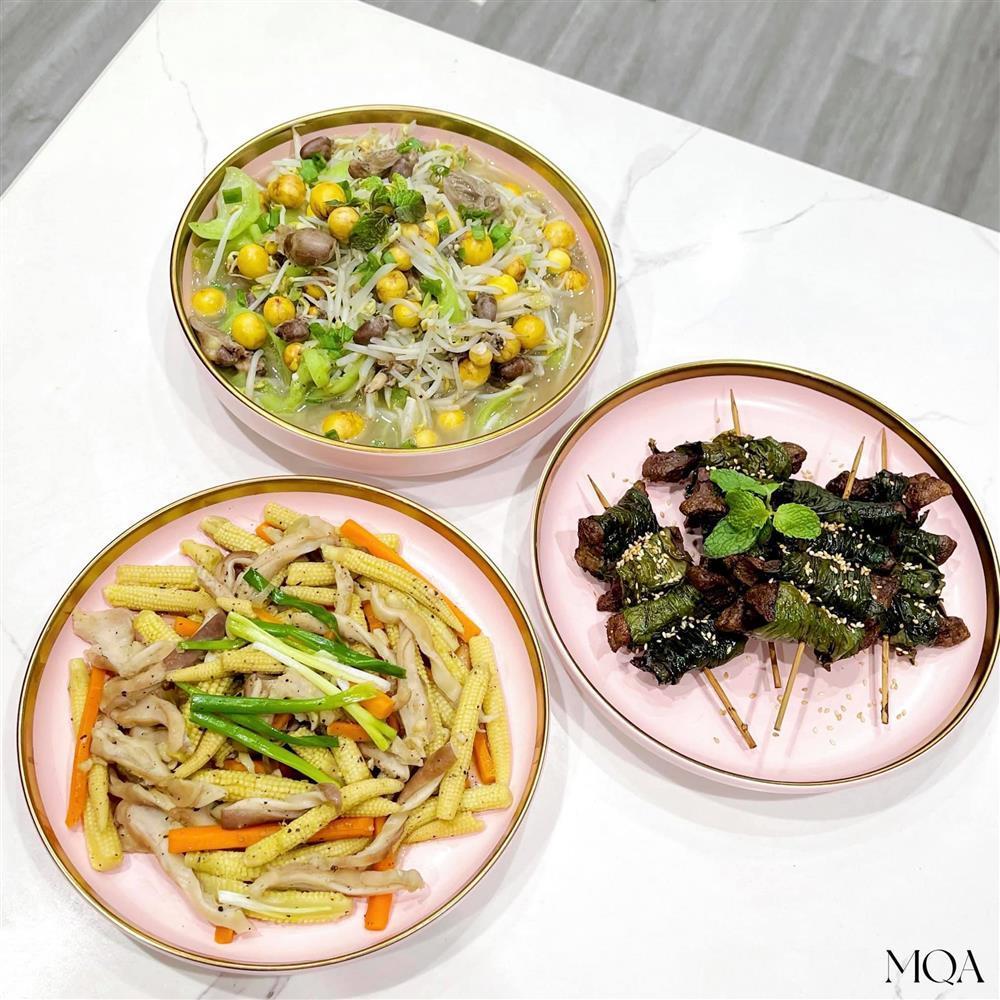 Loạt mâm cơm 3 món ăn cực ngon lại sống ảo đẹp xuất sắc-7