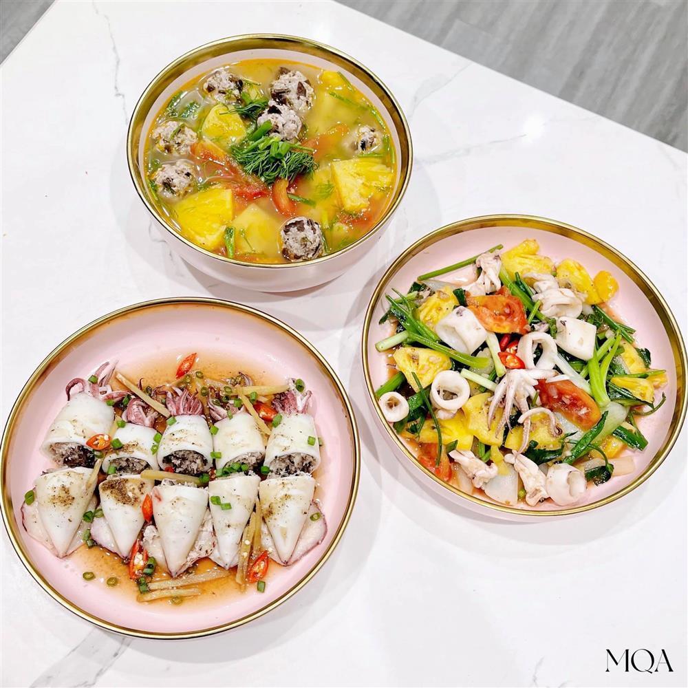 Loạt mâm cơm 3 món ăn cực ngon lại sống ảo đẹp xuất sắc-15
