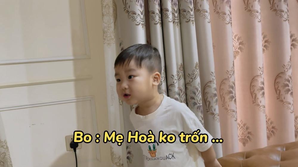 Vlog con trai Hòa Minzy bị xóa thẳng vì cảnh nhạy cảm?-4