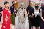 Kim Kardashian kiên quyết không hở miếng thịt nào ở Met Gala 2021-12