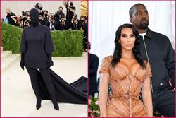 Kim Kardashian kiên quyết không hở miếng thịt nào ở Met Gala 2021
