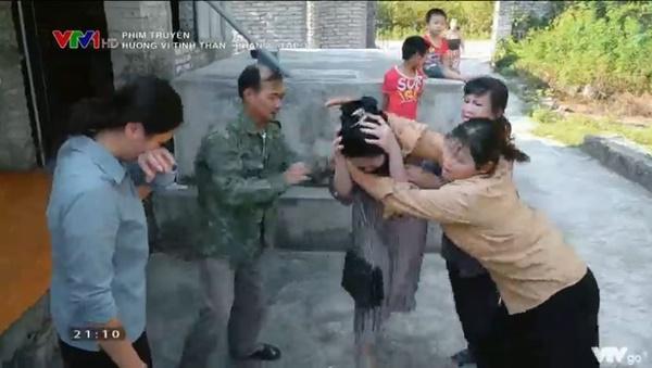 Hương Vị Tình Thân tập 33: Thy ghen nổ mắt vì Nam được đại diện gia đình-5