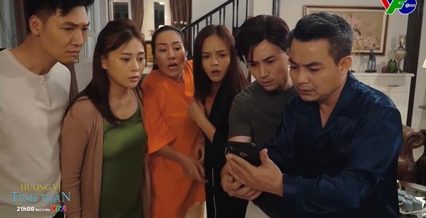 Hương Vị Tình Thân: Khán giả kêu trời vì đồ ngủ xộc xệch của Nam-2