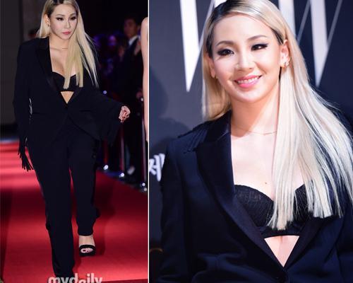 CL mặc mỗi quần nội y cũng chặt đẹp cô em Rosé tại Met Gala-7