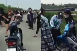 Danh tính 2 'nữ quái' cầm đầu 50 người gây hỗn chiến ở Ninh Bình