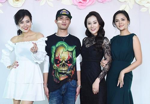 Chiều cao thực sự của Thu Quỳnh, cân đẹp Phương Oanh luôn!-7