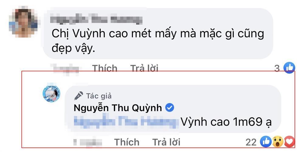 Chiều cao thực sự của Thu Quỳnh, cân đẹp Phương Oanh luôn!-3