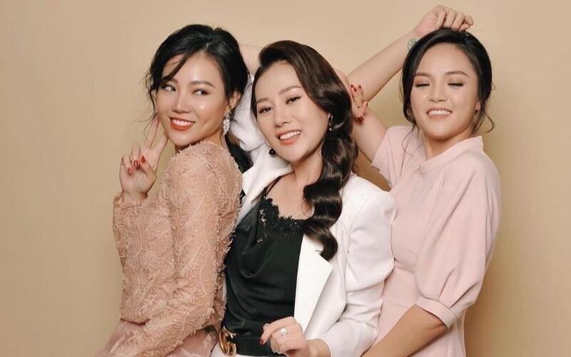 Chiều cao thực sự của Thu Quỳnh, cân đẹp Phương Oanh luôn!-8