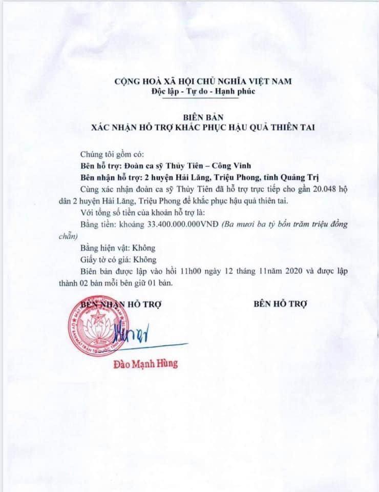 Thủy Tiên tung bằng chứng dập thông tin mượn hoa cúng Phật-5