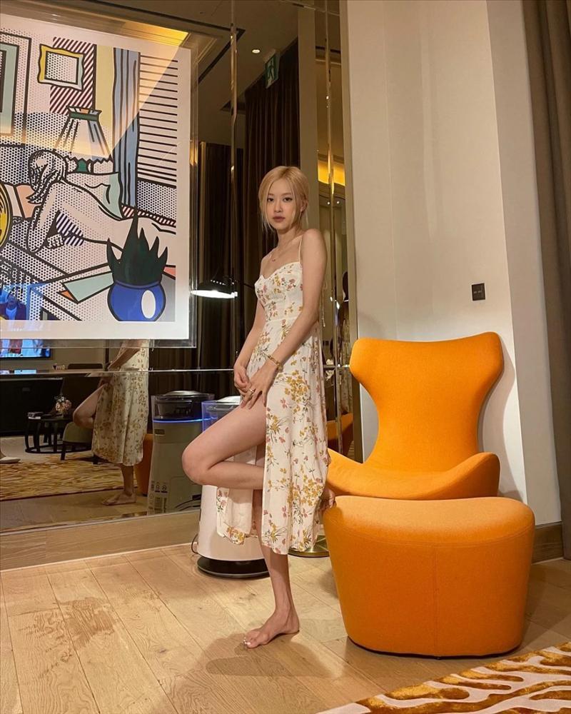 BLACKPINK Rosé nghỉ ngơi ở khách sạn hơn 400 triệu đồng/đêm-2