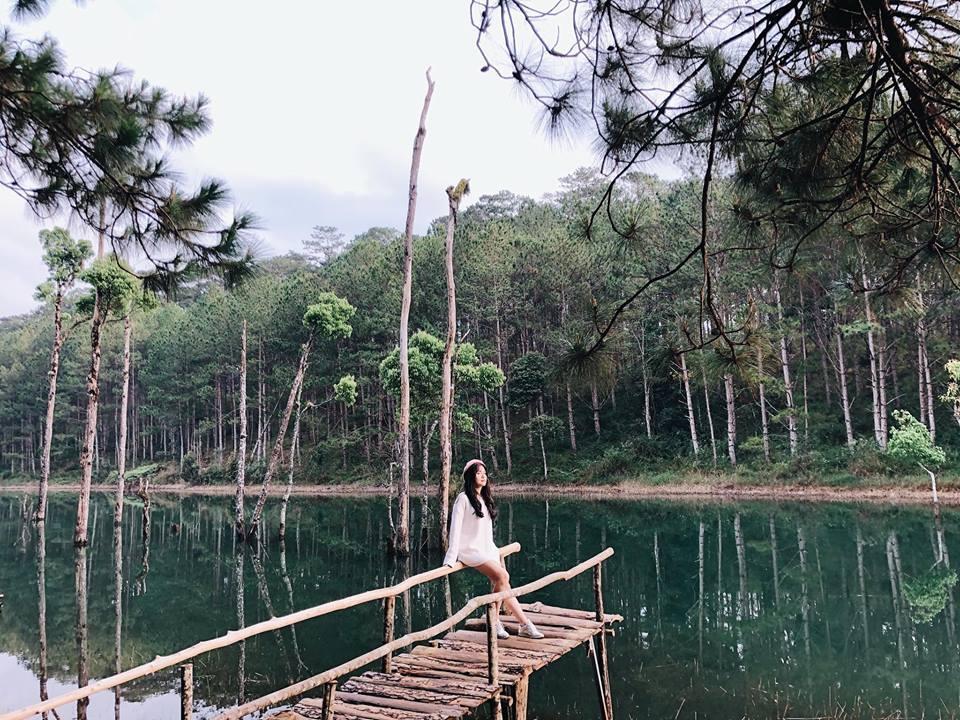 Phanh Lee mặc đẹp nhức nách ở 6 điểm check-in hot nhất Đà Lạt-1