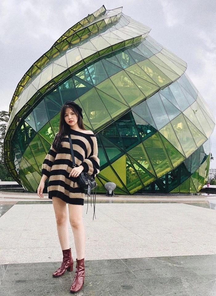 Phanh Lee mặc đẹp nhức nách ở 6 điểm check-in hot nhất Đà Lạt-6
