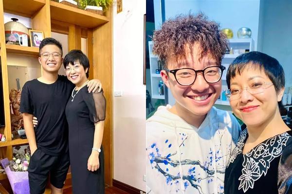 MC Thảo Vân đứng hình vì câu nói của quý tử 16 tuổi về mẹ-2