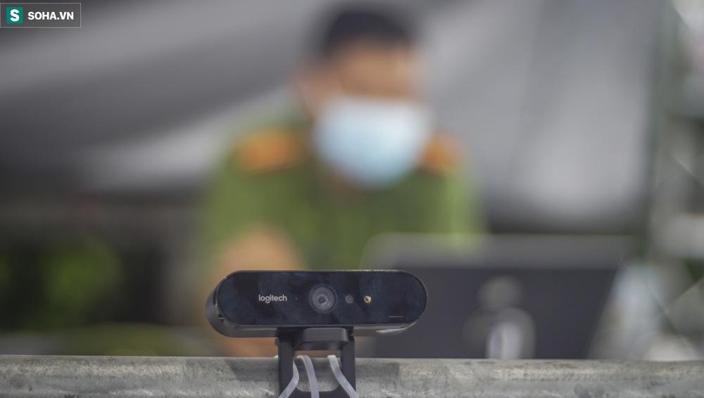 Hà Nội lắp đặt camera quét mã QR code tại 67 chốt kiểm soát-6