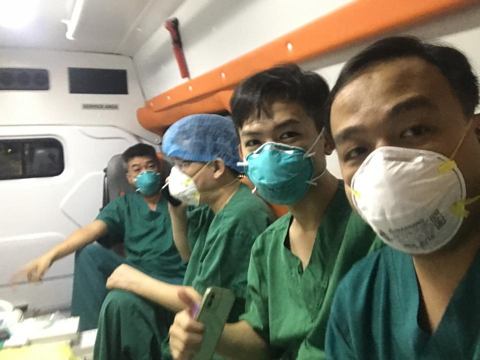 Bác sĩ Bệnh viện Hồi sức TP.HCM: Chúng tôi nhiều lần kiệt sức-4