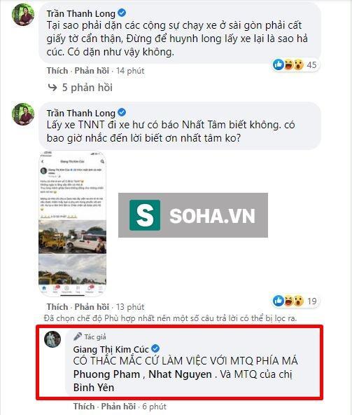 Giang Kim Cúc bị tố cướp xe cứu thương: Đại chiến 2 nhóm từ thiện-2