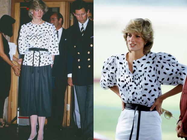 Cao tay như Công nương Diana: 8 lần biến tấu đồ cũ thành mới-2