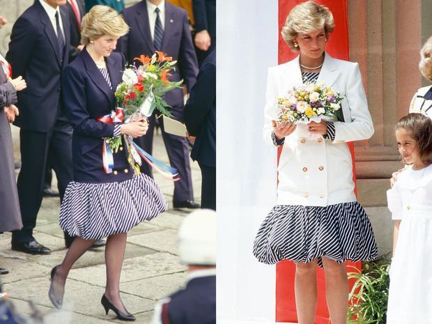 Cao tay như Công nương Diana: 8 lần biến tấu đồ cũ thành mới-3