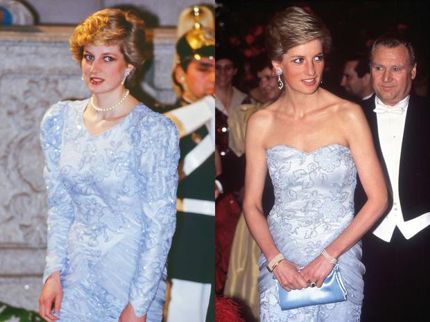 Cao tay như Công nương Diana: 8 lần biến tấu đồ cũ thành mới-5
