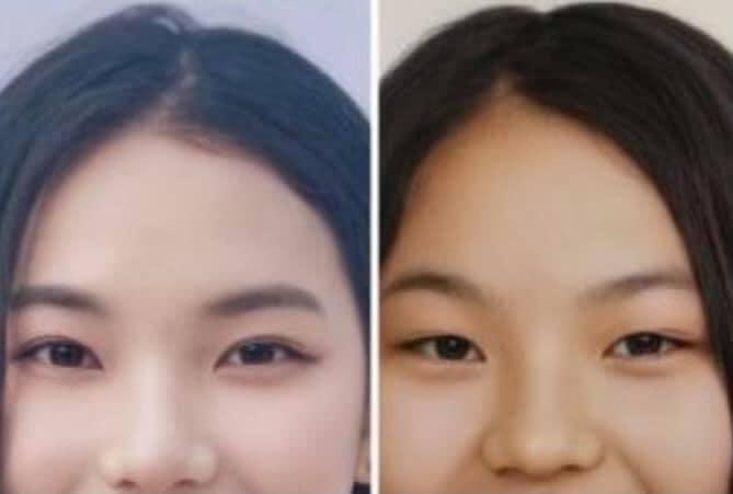Mỹ nữ Hàn nghi thẩm mỹ, quá khứ và hiện tại khác xa-7