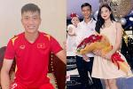 Phan Văn Đức rước lộc thời gian tuyển Việt Nam 'xả trại'