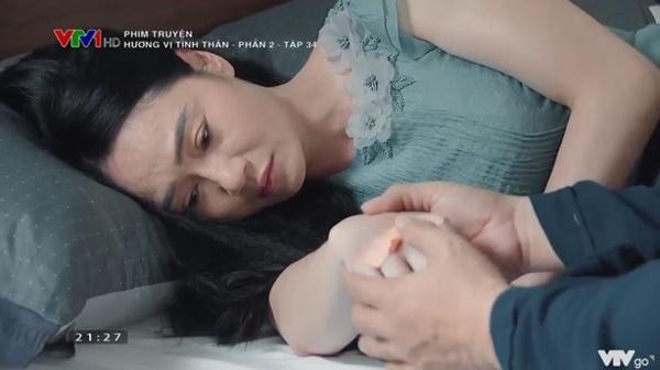 Hương Vị Tình Thân tập 34: Bà Xuân lại bị mẹ chồng đánh tơi tả-19