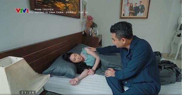 Hương Vị Tình Thân tập 34: Bà Xuân lại bị mẹ chồng đánh tơi tả-21