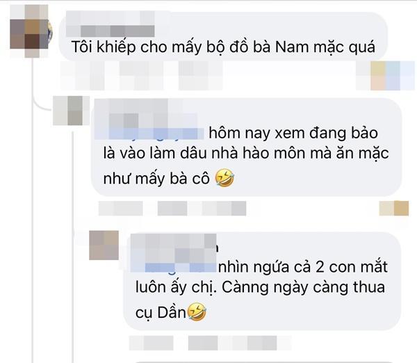 Nam Hương Vị Tình Thân bị dân mạng soi đùi khúc giò, đồ ngủ xấu-8