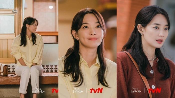 Loạt tóc cực xinh của Shin Min Ah trong Hometown Cha-Cha-Cha-1