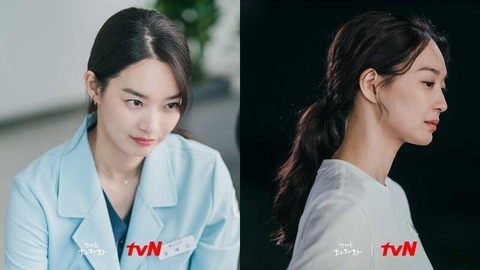 Loạt tóc cực xinh của Shin Min Ah trong Hometown Cha-Cha-Cha-3