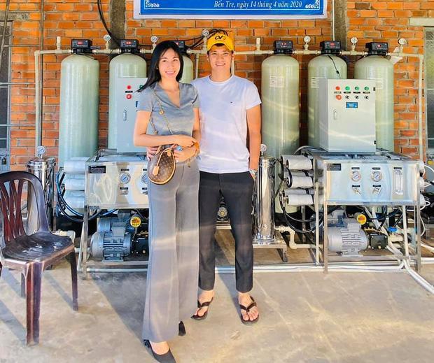Thủy Tiên có thực sự ăn 450 triệu/ 1 máy lọc nước cứu trợ-4