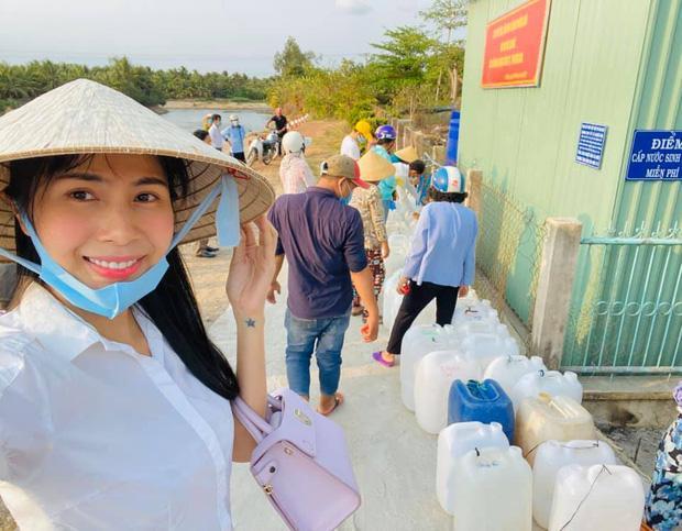 Thủy Tiên có thực sự ăn 450 triệu/ 1 máy lọc nước cứu trợ-6