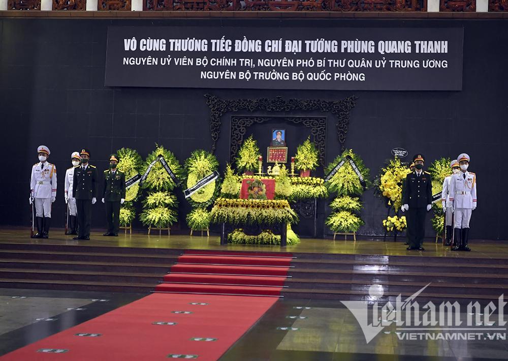 Lãnh đạo Đảng, Nhà nước viếng Đại tướng Phùng Quang Thanh-2